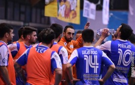 """Lollo Caffè Napoli kappaò ad Ariccia. Il tecnico Cipolla: """"In partita fino al 4-1″"""