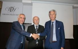 """Sibilia incorona il ritorno di Sarnelli al timone di comando del futsal campano: """"E' come Mina, il calcio a 5 avrà una voce unica"""""""