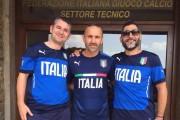 Oliva, Ventimiglia e Gargiulo a Coverciano per il corso allenatori di calcio a 5 di primo livello