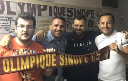 Olympique Sinope, Spinosa torna in panchina. Rinnova Zevola, ecco D'Amore e Fusco
