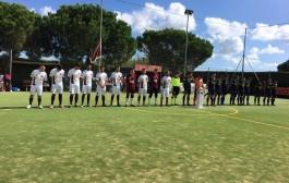 Olympique Sinope, esordio positivo: cinque reti al Real Boys Maddaloni