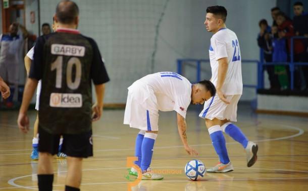 La Trilem risponde sul campo. Campolongo ne fa cinque, per il Futsal Coast ancora un kappaò