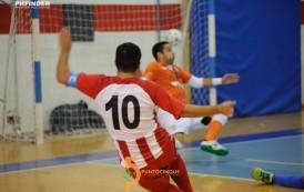 """Futsal Marigliano in cerca di riscatto, Coppola: """"Vogliamo la maglia sudata"""""""