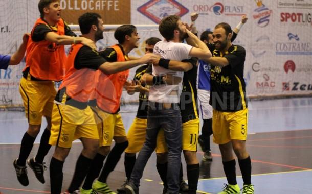 #FinalFourC1, Real San Giuseppe, la Coppa è tua! Il Lausdomini si sveglia tardi. Tripletta di Altomare