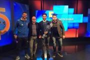 Punto 5 la casa del Futsal torna stasera alle 23 su Piuenne. Con Montemurro, neo presidente della Divisione Calcio a 5 e lo speciale Coppa C2
