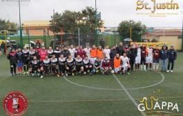 Guappa Sinuessa Mondragone sconfitta nel derby. Ma vince il fair-play