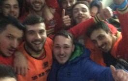Atletico Cantera, sesta vittoria consecutiva: sbancata Orta di Atella