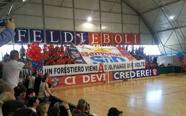 Playoff, la Feldi Eboli batte ancora Milano e vola in #SerieAfutsal