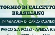 """Parte il Memorial """"Carlo Palmieri"""" ad Aversa: ecco tutte le info"""