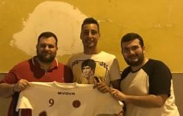 Olympique Sinope, preso Petroniero dal Real Boys Maddaloni
