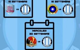 """Fuorigrotta, test-match con Real Rieti, Futsal Bisceglie e Virtus Noicattaro. Di Iorio: """"Amichevoli impegnative"""""""