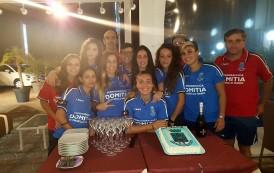 Serie C2 femminile. Junior Domitia, è un nuovo inizio con Giovanni e Salvatore Cantone