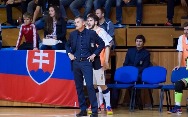 Menichelli fa il bilancio dopo la Slovacchia. Domani a Lubiana sorteggio EURO 2018