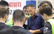 """Futsal Fuorigrotta, test di lusso con il Real Rieti. Loasses: """"Serata di grande sport"""". Di Iorio: """"Bellarte punto di riferimento"""""""