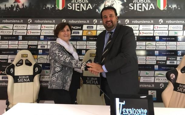Futsal in Soccer a casa Robur Siena: alla conferenza stampa presente anche Montemurro
