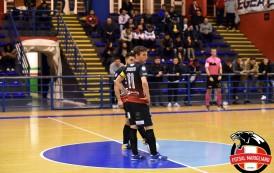 #SerieBfutsal, big match a grappoli. Uno su tutti: Sandro Abate-Marigliano