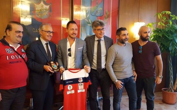"""Ventimiglia: """"Mi dimetto con la cessione di Della Corte"""".  Il Caserta lo toglie dal mercato"""