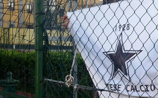 """Protesta Atletico Frattese: """"Annullato gol vittoria mentre la palla entrava. Non si possono mandare arbitri così"""""""