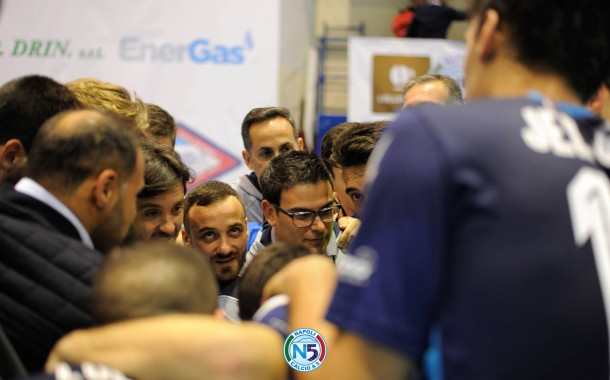 #SerieAplanetwin365, impresa Napoli. Pure l'A&S è seconda. Kaos ok. IC Futsal, tre puntoni