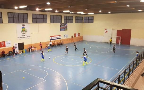 "Fulgor Octajano-Futsal Rionero 2-2. Mansi e Rapuano non bastano, al ""PalaWojtyla"" finisce in paritá"