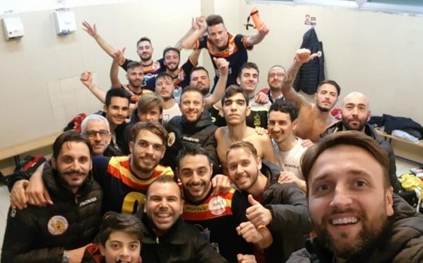 Sanniti Five Soccer, primo acuto in casa: nove reti allo Sparta Marigliano