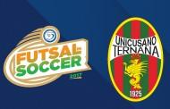 Non solo femminile: la Ternana Unicusano sposa il progetto Futsal in Soccer