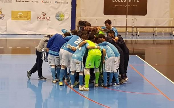 Coppa Divisione: il Lollo Caffè Napoli supera il Fuorigrotta 1-6