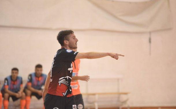 """DIRETTA PUNTO 5. Zamboni lancia il Futsal Marigliano: """"Il nostro 'uomo partita' sarà la squadra"""""""