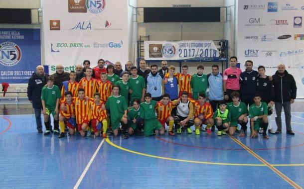 Torneo delle Province, #DAY1. Bis Benevento: Giovanissimi e Allievi in finale. Avellino fuori a testa alta