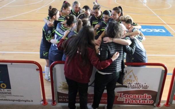 #SerieA2femminile, cade il Martina a Salerno. Tre punti pesanti per la Woman