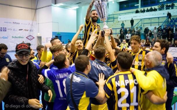 Suarato e Campano show: Real San Giuseppe, la Coppa è (nuovamente) tua!