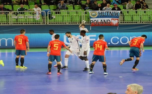 Uefa Futsal Euro 2018, #day2: Ricardinho stende l'Ucraina, la Francia ferma la Spagna
