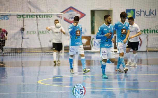 """Lollo Caffè Napoli, Patias suona la carica: """"I miei goal per arrivare in alto"""""""