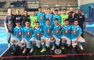 Lollo Caffè Napoli, settore giovanile: primo pari per l'U19, tre vittorie per le altre squadre