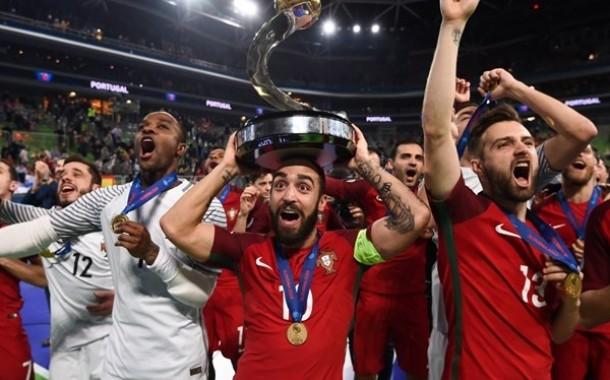 Euro 2018, il Portogallo stende 3-2 la Spagna all'extra-time: è campione!