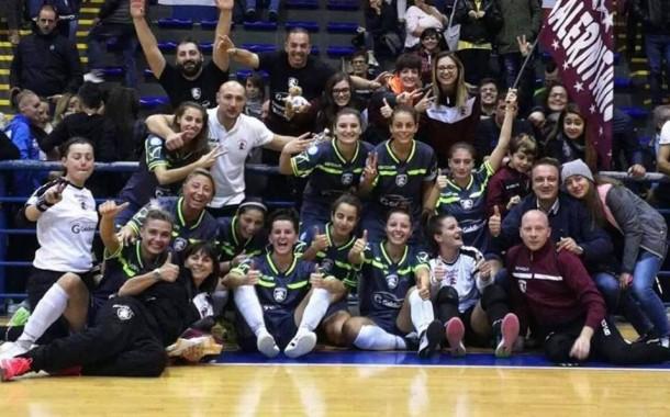 La Salernitana Femminile conquista tre punti d'oro in chiave play-off