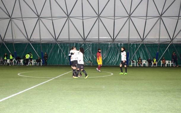 Serie C1 femminile, il punto sulla nona giornata. Bisaccese e Futsal Nuceria da favola, ancora imbattute. L'U.S. Marcianise batte il Calvi