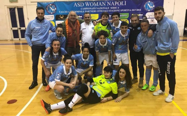 #SerieA2femminile, big a segno: ok Lamezia e Woman Napoli. Martina kappaò sul campo dell'Afragirl