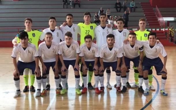 Under 19 Futsal. Per la doppia amichevole con la Serbia convocati 15 Azzurrini