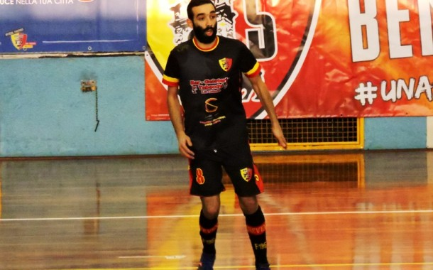 Benevento 5, sconfitta con grande rammarico in casa del Parete