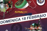 #FutsalDay, altra giornata di futsal: domenica 18 febbraio al PalaDirceu di Eboli