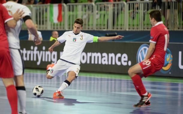 Euro 2018: Lima out per infortunio, al suo posto Menichelli chiama Fortino