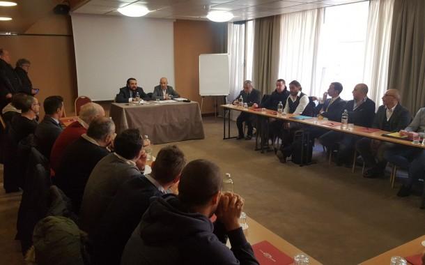Riunione tra Montemurro e i presidenti di Serie A per discutere sulle tematiche della Nazionale