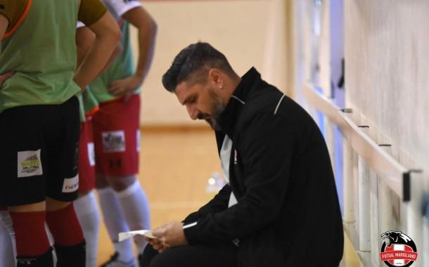 """Futsal Marigliano, Lino Somma lascia: """"Non posso continuare per motivi personali"""""""