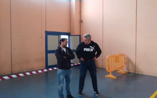 Sala stampa Oplontina-San Vitaliano. Le dichiarazioni di Ivan Oranges