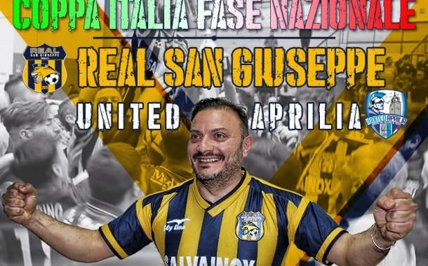 Coppa Italia C1, parte la fase nazionale: il Real San Giuseppe ospita l'United Aprilia. Diretta Facebook sulla nostra pagina