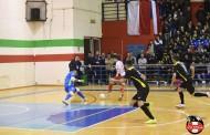 #SerieBFutsal, ventesima giornata nel girone G. Ecco i risultati