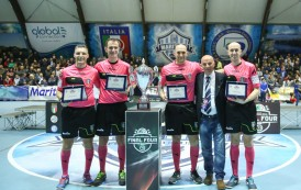 #FinalEightUnder19, venerdì i quarti di finale a Urbino: gli arbitri designati