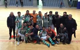 C2/C, recupero 19esima giornata. Real Cesinali, mani sul campionato: Atletico Eol kappaò