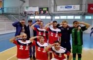 """Caserta Futsal salvo dopo una grande vittoria. Il diggì Costantino: """"Campionato oltre le più rosee aspettative"""""""